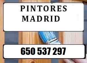 pintores en Madrid