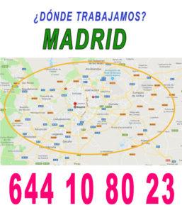 pintor en Madrid